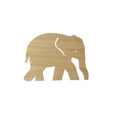 Elephant lamp trine andersen applique murale wall light  ferm living 100050 208  design signed nedgis 64169 thumb