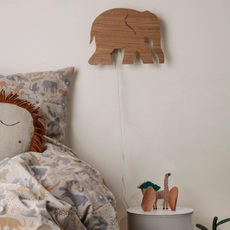 Elephant lamp trine andersen applique murale wall light  ferm living 100050 316  design signed nedgis 64168 thumb