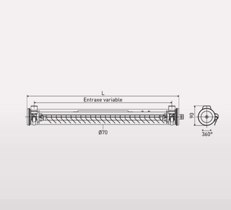 Elgar sammode studio  sammode elgars1201 luminaire lighting design signed 27445 product