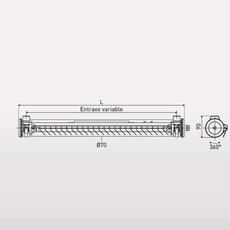 Elgar sammode studio  sammode elgarg1201 luminaire lighting design signed 27453 thumb