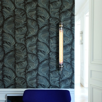 Applique murale elgar or l95cm ip68 sammode normal