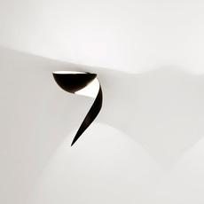 Flamme gauche serge mouille editionssergemouille flam noir gauche luminaire lighting design signed 20803 thumb