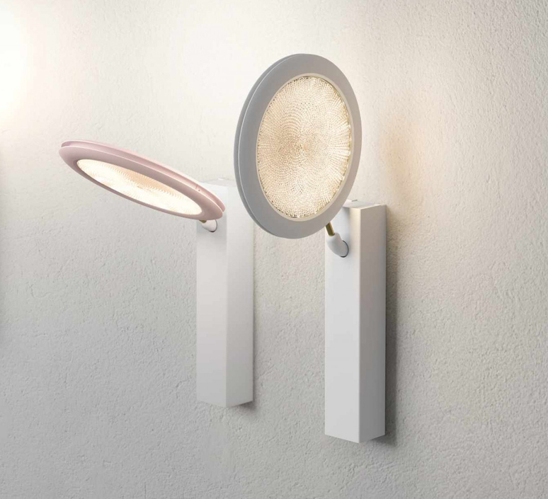 Fly too d84a studio consuline applique murale wall light  luceplan 1d840a000038  design signed 55825 product