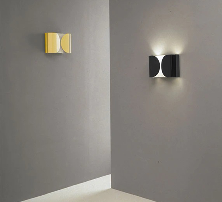 Foglio tobia scarpa applique murale wall light  flos f2400044  design signed nedgis 117795 product