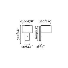 Fold nutcreatives applique murale wall light  faro 64303  design signed nedgis 81735 thumb