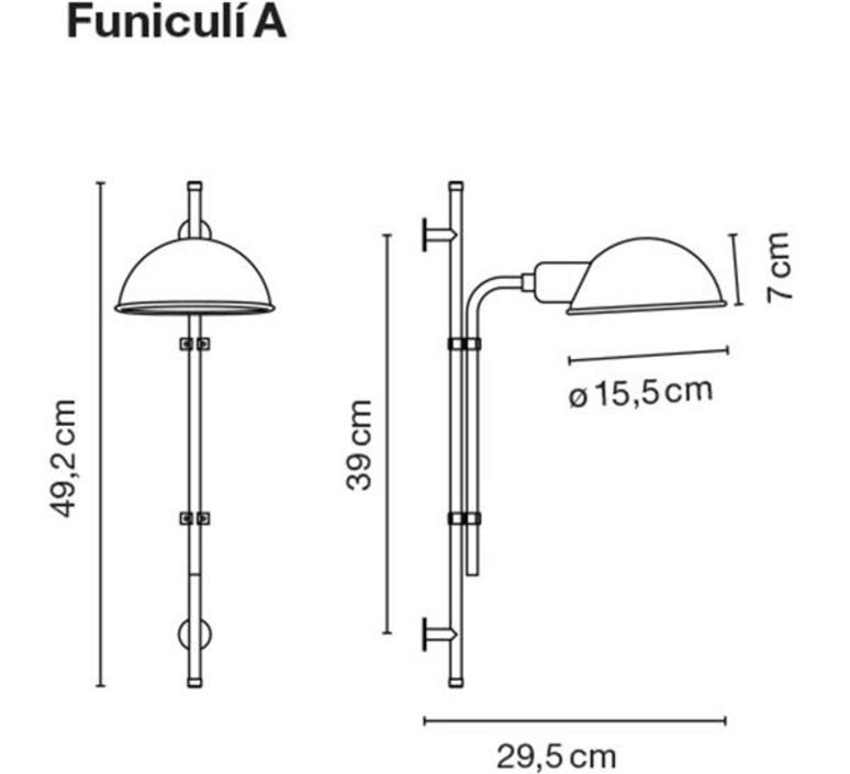Funiculi lluis porqueras marset a641 025 luminaire lighting design signed 13889 product