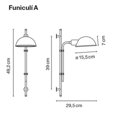 Funiculi lluis porqueras marset a641 025 luminaire lighting design signed 13889 thumb