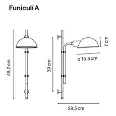 Funiculi lluis porqueras marset a641 027 luminaire lighting design signed 13896 thumb
