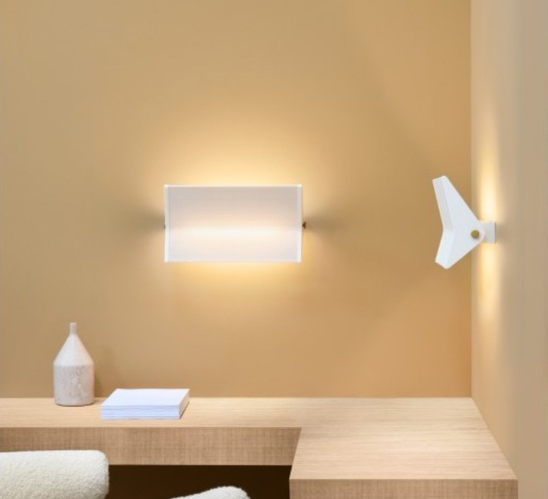 G3 pierre guariche applique murale wall light  sammode g3 white dimmable  design signed nedgis 64616 product