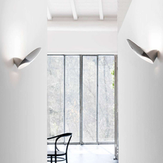 Garbi  cuatro cuatros applique murale wall light  luceplan 1d90naw00018  design signed nedgis 78446 thumb