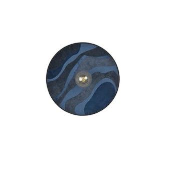 Applique murale gatsby malachite nuit l40cm h40cm market set normal