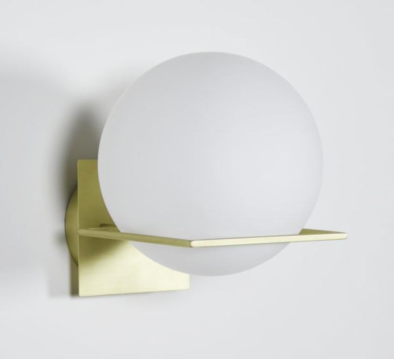 Studio LampLaitonBlancØ20cmH25cm Applique MuraleGin Wall Eno kX80OnwNP