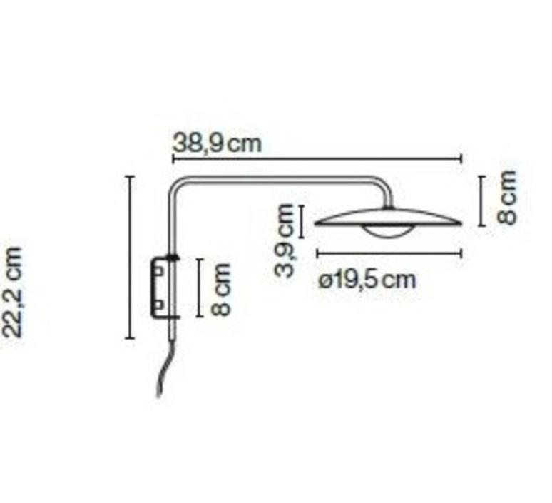 Ginger a joan gaspar marset a662 081 luminaire lighting design signed 81228 product