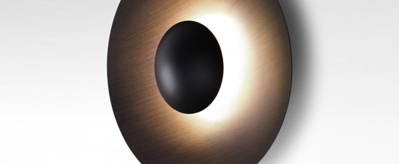 applique murale ginger 32 c weng et weng 32cm marset luminaires nedgis. Black Bedroom Furniture Sets. Home Design Ideas