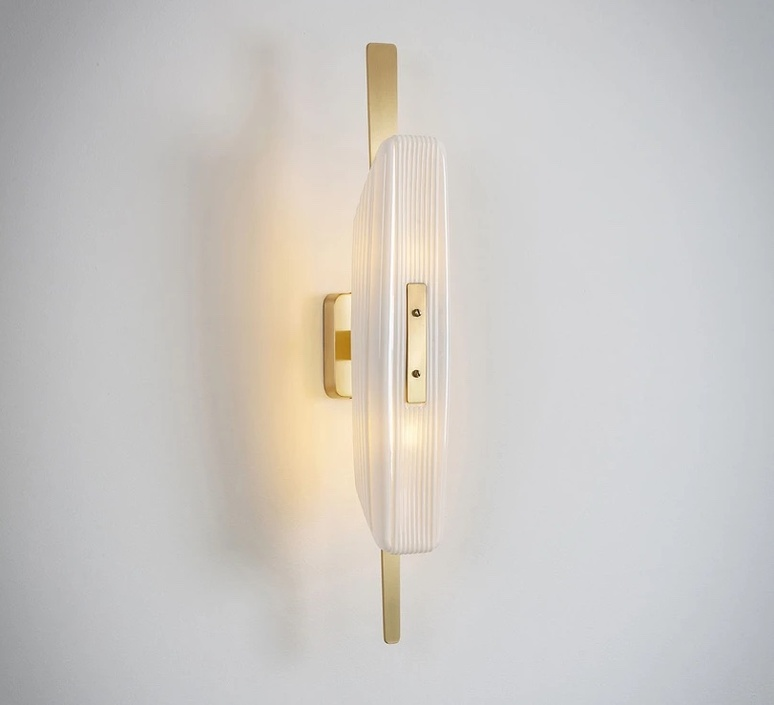 Glaive wall robbie llewellyn adam yeats applique murale wall light  bert frank gvl0020   design signed nedgis 107230 product