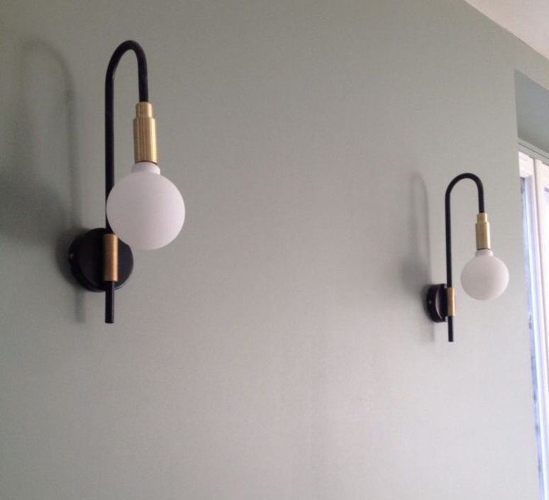 Globos simple daniel gallo applique murale wall light  daniel gallo globos simple  design signed 59503 product