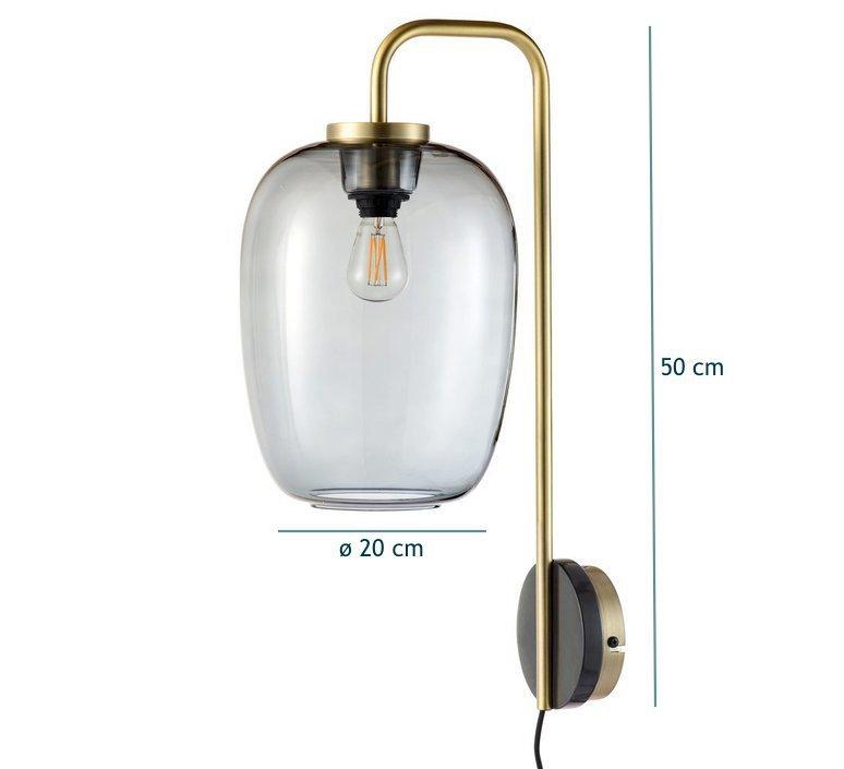 Grape  applique murale wall light  bolia 20 107 07 11118591  design signed 39285 product