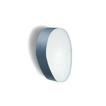 Applique murale guijarros 2a bleu led h29cm l19cm lzf normal