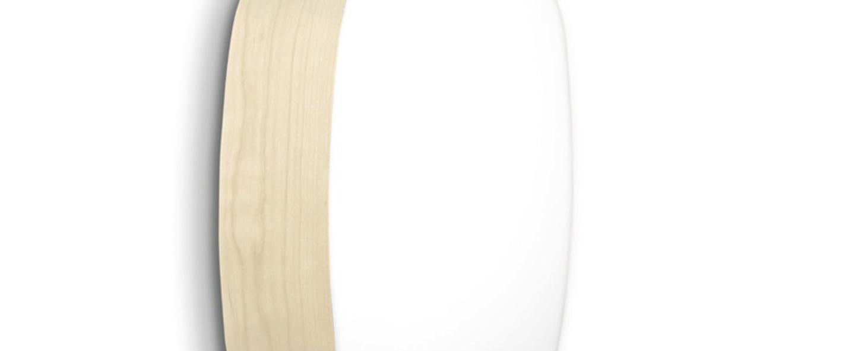 Applique murale guijarros 5a blanc ivoire led h36cm 25cm lzf normal