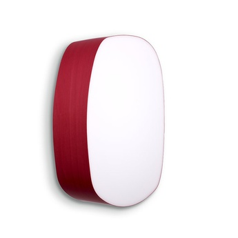 Applique murale guijarros 5a rouge led h36cm l25cm lzf normal