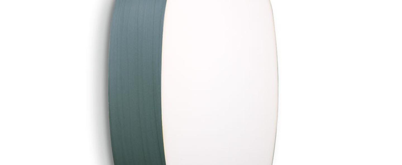 Applique murale guijarros 5a turquoise led h36cm l25cm lzf normal