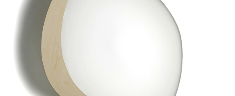 Applique murale guijarros 6a blanc ivoire led h41cm l38cm lzf normal