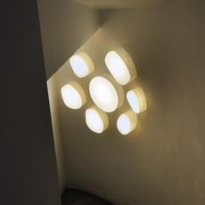 Guijarros 6a marivi calvo applique murale wall light  lzf dark g6 a 20  design signed 31162 thumb