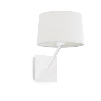 Applique murale handy blanc h32cm faro normal