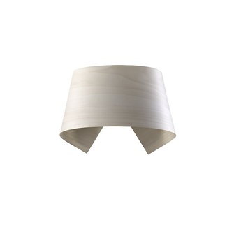 Applique murale hi collar a blanc ivoire led h16cm l26cm lzf normal