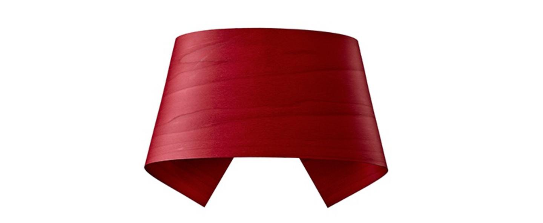 Applique murale hi collar a rouge led h16cm l26cm lzf normal