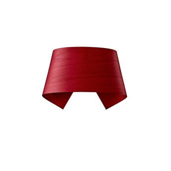 Applique murale hi collar a rouge led h16cm l26cm lzf normal
