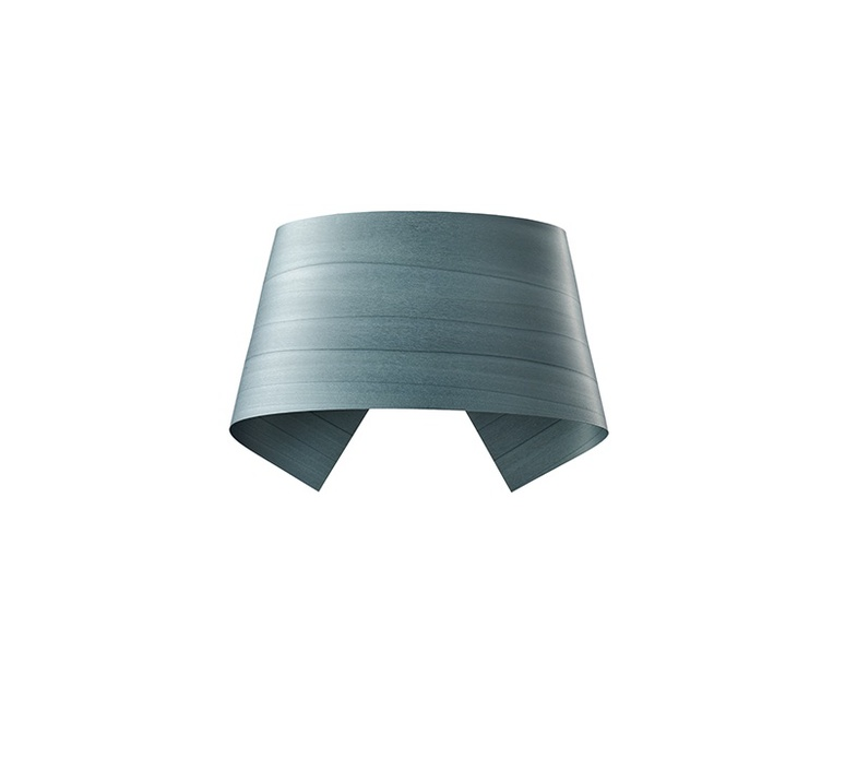 Hi collar a ray power applique murale wall light  lzf dark hicol led 30  design signed 31698 product