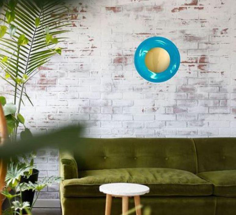 Horizon 36 susanne nielsen applique murale wall light  ebb and flow la101811cw  design signed nedgis 72575 product