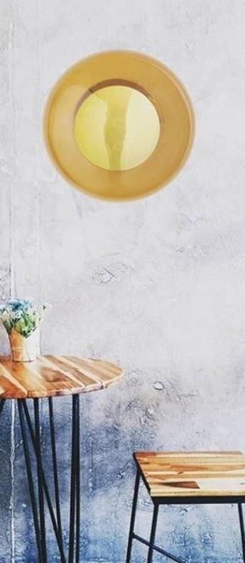 Applique murale horizon 36 toast o36cm h22 5cm ebb and flow normal