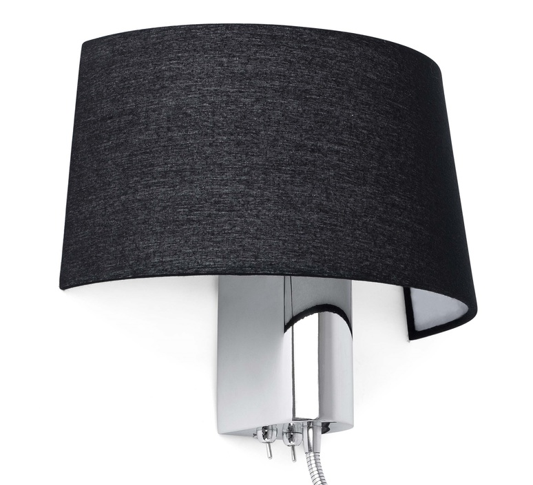 Luminaire Faro Awesome Ventilateur De Plafond Moderne Marron Avec