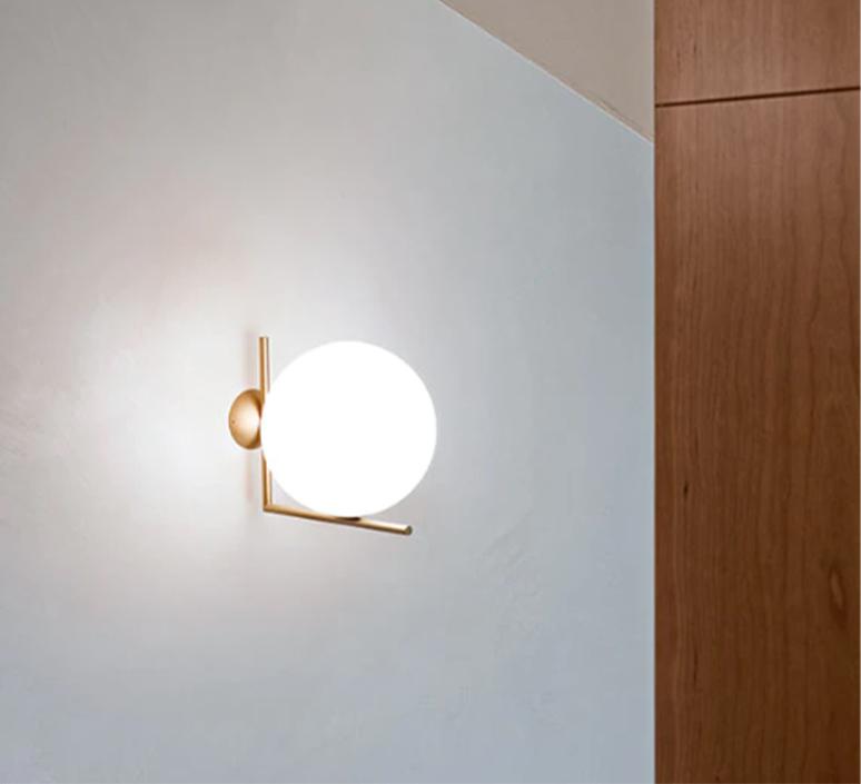 Ic c w2 michael anastassiades applique murale wall light  flos f3179059   design signed 97608 product