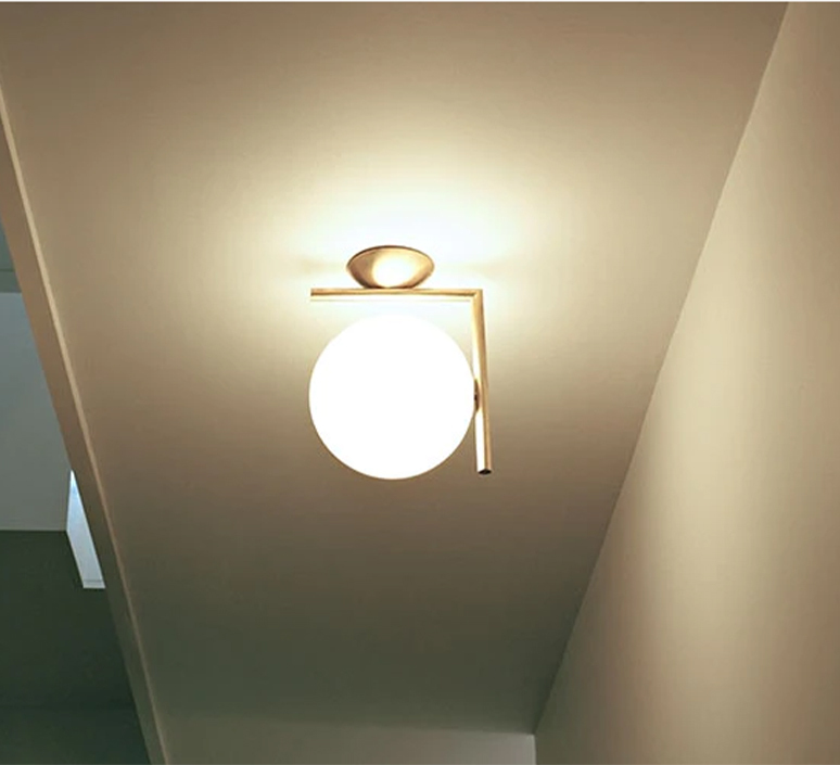 Ic w1 michael anastassiades applique murale wall light  flos f3178059   design signed 97613 product