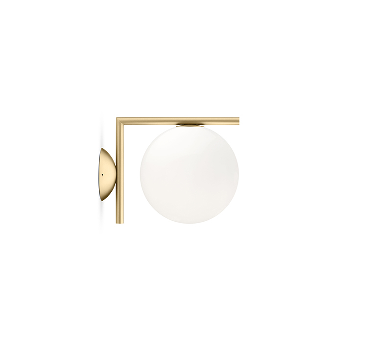 Ic w1 michael anastassiades applique murale wall light  flos f3178059   design signed 97614 product