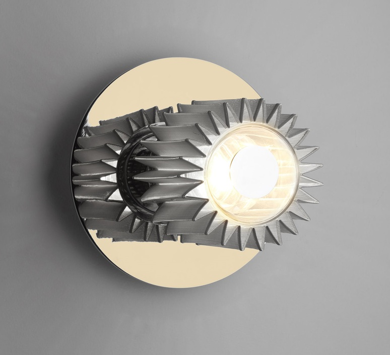 In the sun 190  applique murale wall light  dcw editions gol sil 190  design signed nedgis 65338 product