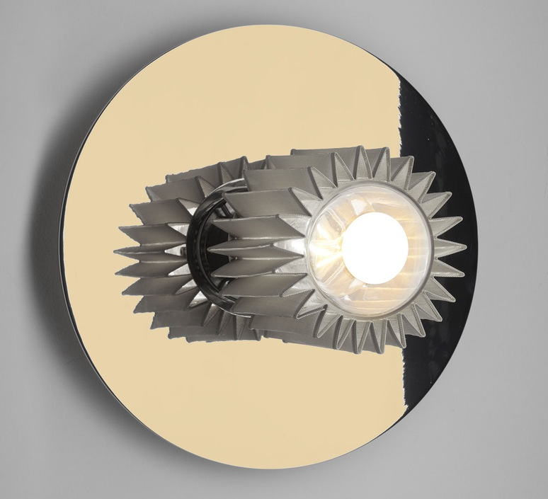 In the sun 270  applique murale wall light  dcw editions sil gol 270  design signed nedgis 65349 product