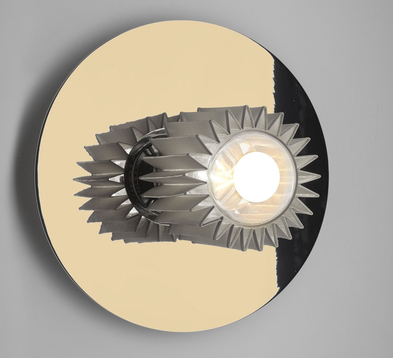 In the sun 270  applique murale wall light  dcw editions gol sil 270  design signed nedgis 65345 product