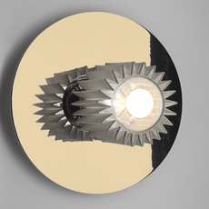 In the sun 270  applique murale wall light  dcw editions gol sil 270  design signed nedgis 65345 thumb
