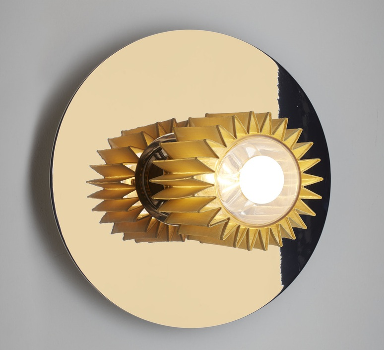 In the sun 270  applique murale wall light  dcw editions gol gol 270  design signed nedgis 65344 product