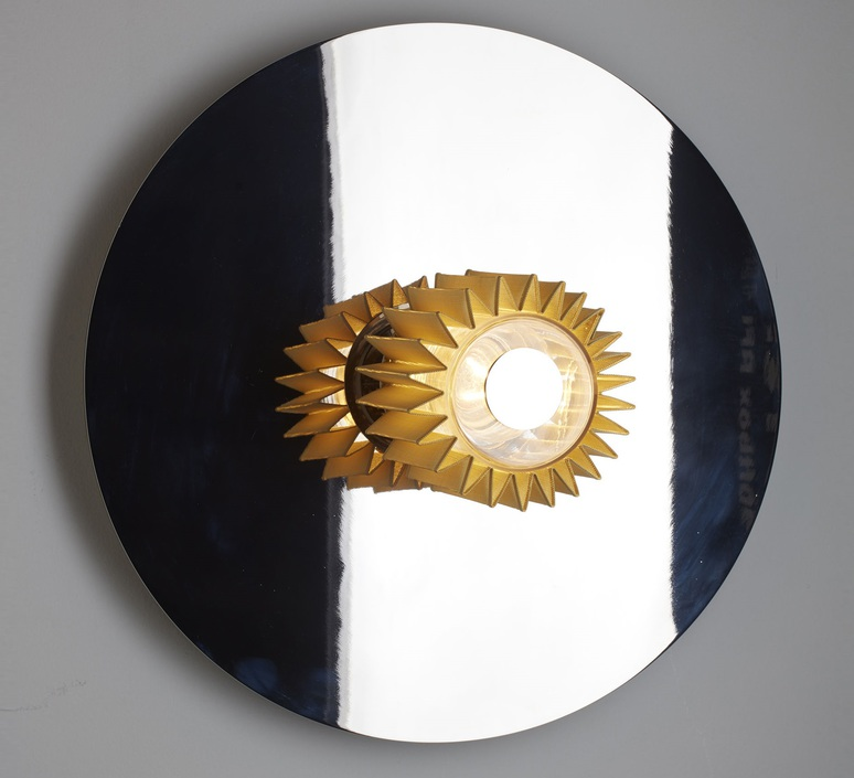In the sun 380  applique murale wall light  dcw editions sil gol 380  design signed nedgis 65356 product