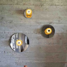 In the sun 380  applique murale wall light  dcw editions sil gol 380  design signed nedgis 65357 thumb