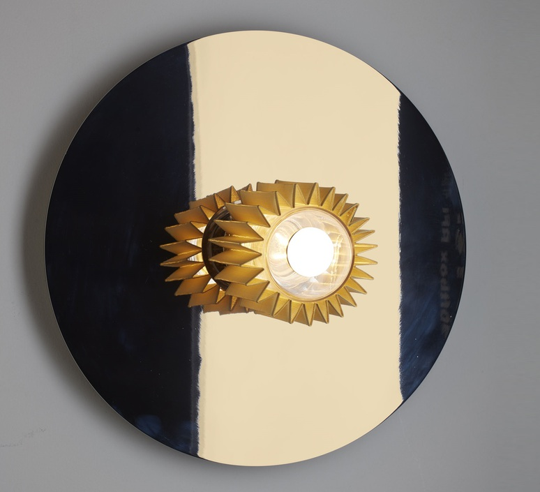 In the sun 380  applique murale wall light  dcw editions gol gol 380  design signed nedgis 65352 product