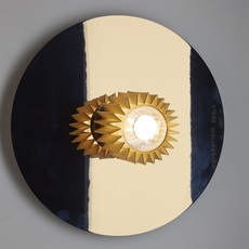 In the sun 380  applique murale wall light  dcw editions gol gol 380  design signed nedgis 65352 thumb