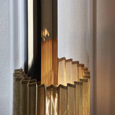 In the tube 120 700 dominique perrault applique murale wall light  dcw itt 120 700 gold gold  design signed nedgis 115272 thumb