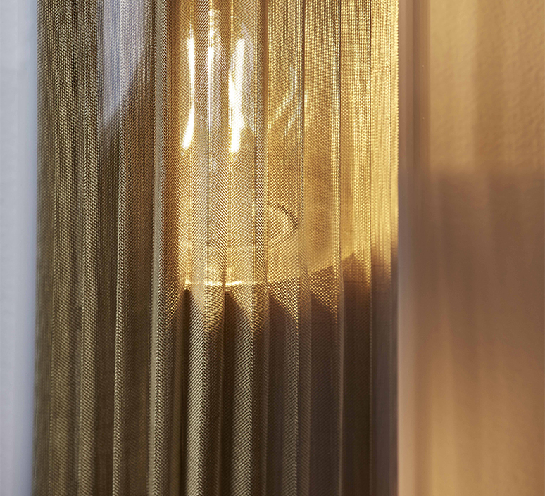 In the tube 120 700 dominique perrault applique murale wall light  dcw itt 120 700 gold gold  design signed nedgis 115276 product