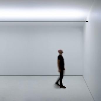 Applique murale infinito 12 noir led 3000k 10896lm l1200cm hcm davide groppi normal